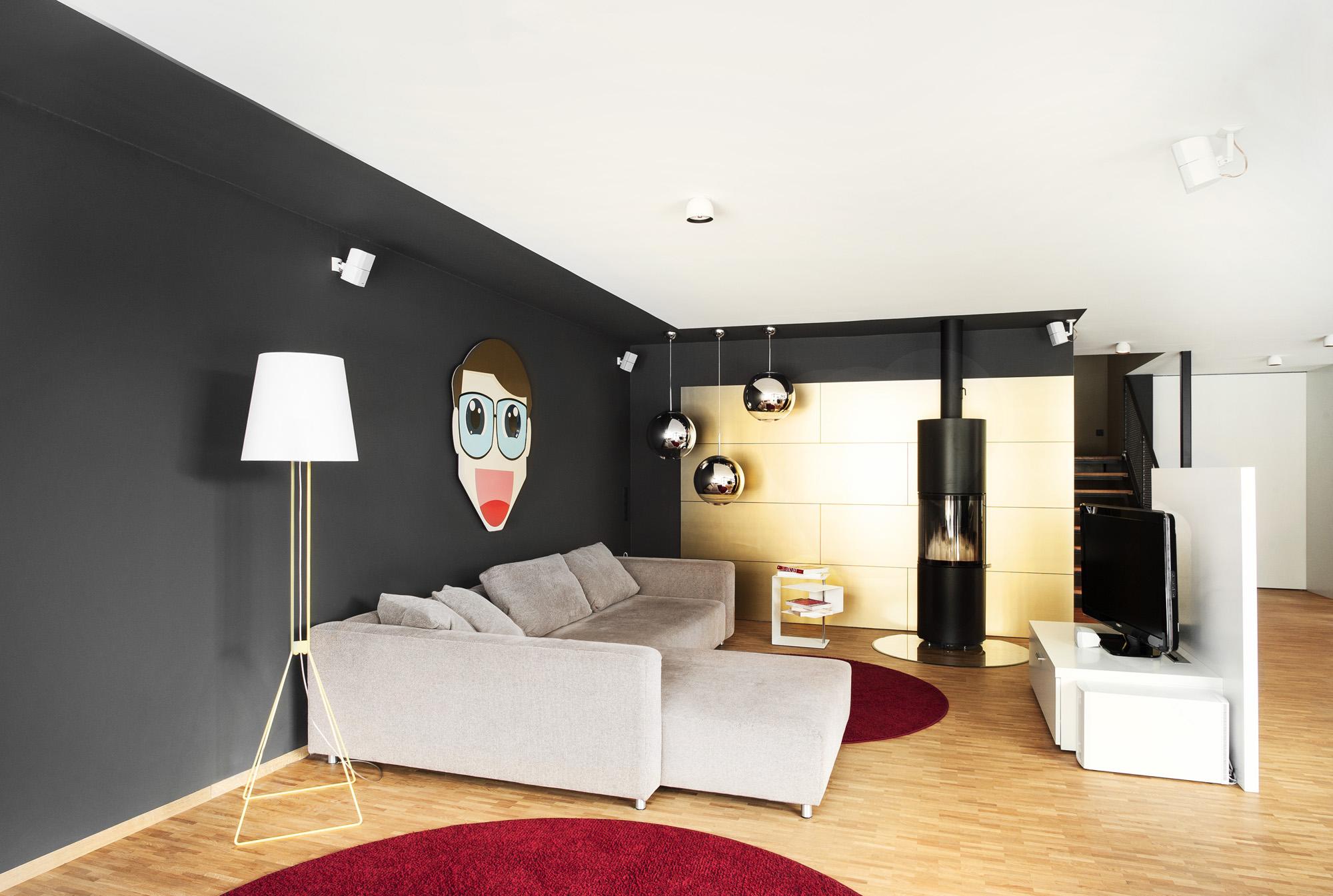 Felix Severin Mack » Interior Haus Ludwigsburg